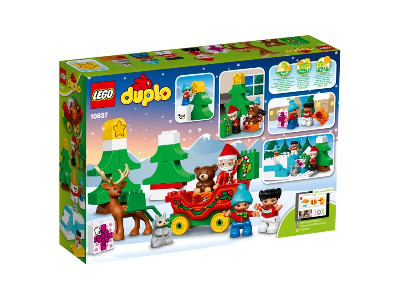 duplo 2017 adventskalender lego duplo winterspa mit. Black Bedroom Furniture Sets. Home Design Ideas