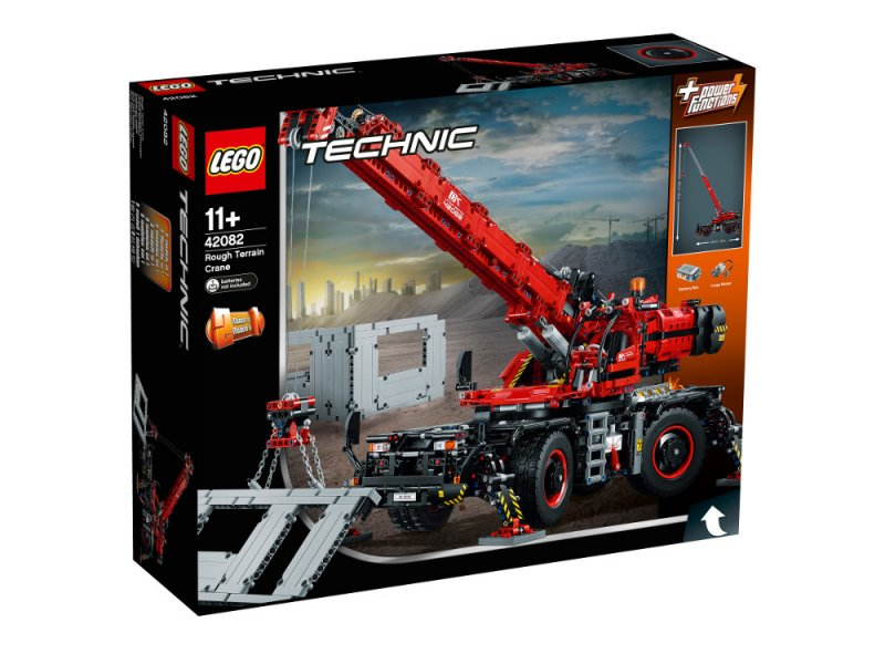 gel ndeg ngiger kranwagen technic power functions lego. Black Bedroom Furniture Sets. Home Design Ideas
