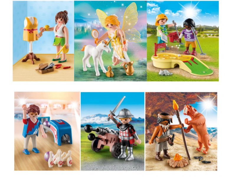 Special Bundle 9437 9442 Special Set 9437 9442 Playmobil 3